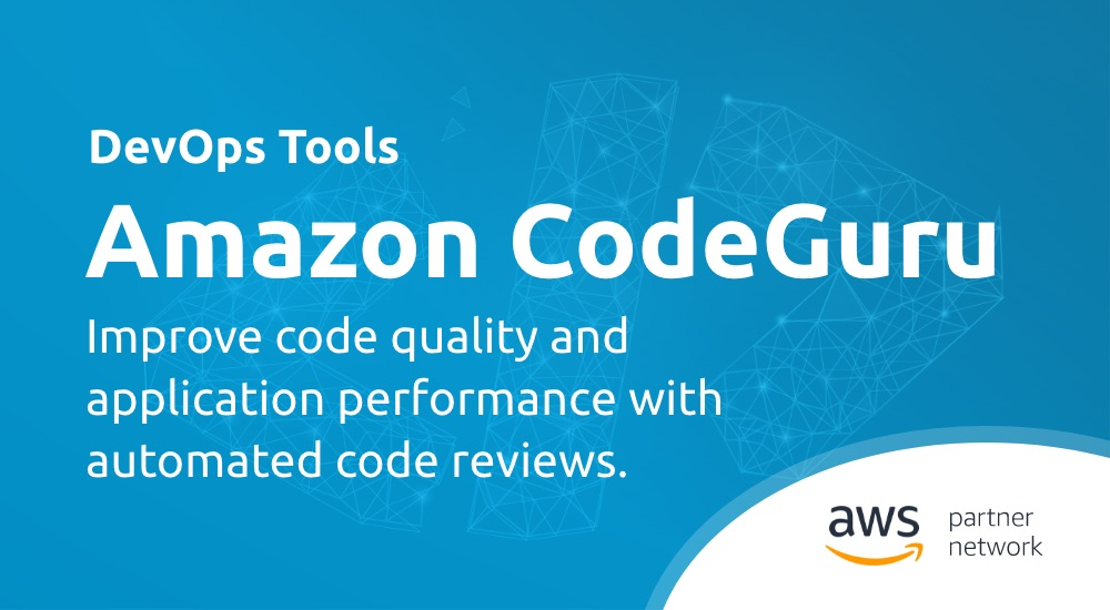 DevOps Tools - Amazon CodeGuru