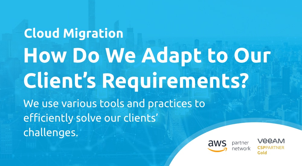 How Do We Adapt to Our Client's Requirements?