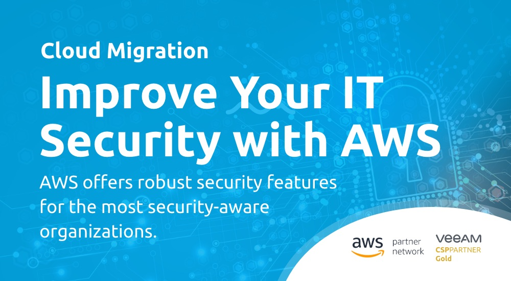 How to Increase Your Organization's Security Level with AWS Cloud?