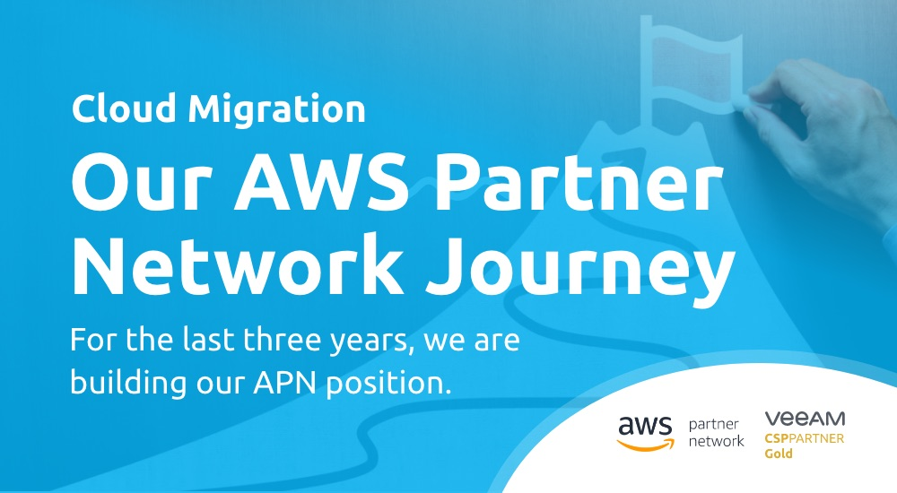 Our AWS Partner Journey