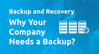 Why Your Company Needs a Backup?